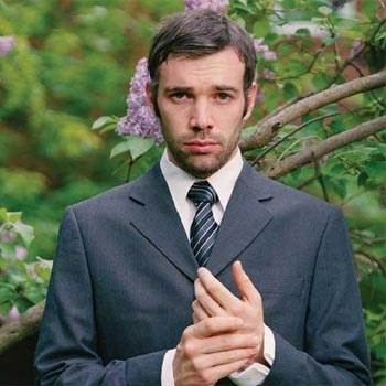 Canadian hip-hop artist Buck 65